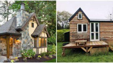 Modele de case mici: 20+ idei geniale pentru inspiratie