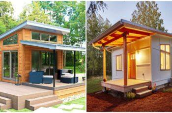 Modele de case mici si frumoase: 30 de idei minunate