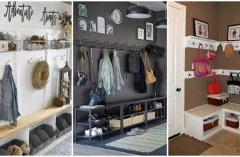 Amenajari de holuri mici: 19 idei geniale pentru holul de la intrare